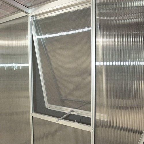 Vitavia Seitenfenster für Gewächshaus HKP silber