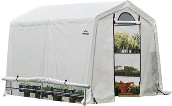 ShelterLogic Folien-Gewächshaus 5,76 m²
