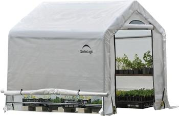 ShelterLogic Folien-Gewächshaus 3,24 m²