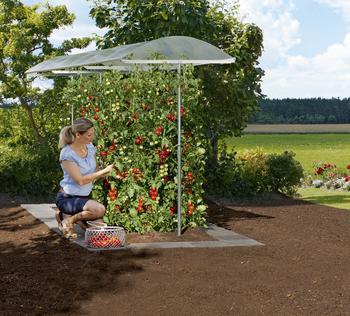 beckmann-pflanzenschutzdach-bxl-112x200-cm-silberfarben-silberfarben