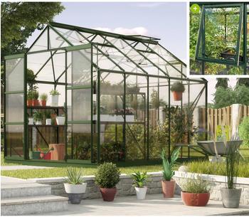 pergart-aktionsangebot-inkl-100-euro-zubehoer-gewaechshaus-jupiter-8300-smaragd-gruen-3-mm-esg-8-3-m2