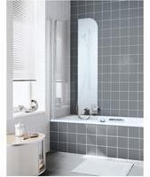 Kermi Atea Schwingflügel ATDFR075152YK 74-76,5x150cm, weiß, ESG SR Opaco Clean, rechts