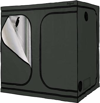 Zelsius Grow Tent 240 x 120 x 200 cm grau/schwarz