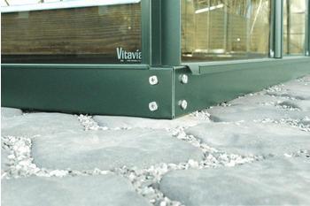 Vitavia Stahlfundament für Diana/Merkur/Uranus 6700 grün