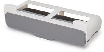 Joseph Joseph Spice Rack for Shelf Grey
