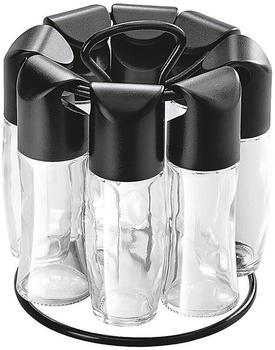 Metaltex Gewürzkarussell Spice 8 Glas 15x16x14,5cm (252876080)