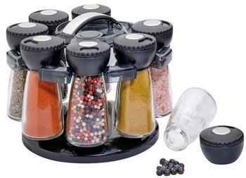 Küchenprofi Gewürzständer 18 cm Glas