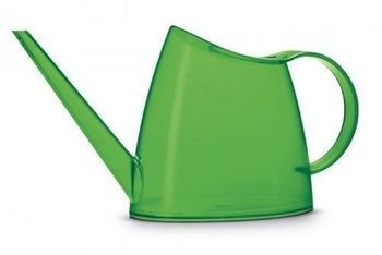 Emsa Blumengießer Fuchsia 1,5 Liter transparent grün