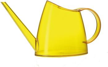 Emsa Blumengießer Fuchsia 1,5 Liter transparent gelb