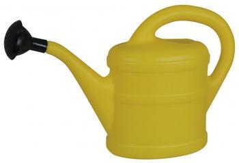 geli Gießkanne Inhalt 1 Liter gelb
