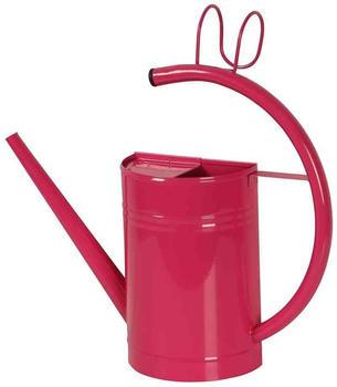 Siena Garden Zinkgießkanne 2,25 L pink (377111)