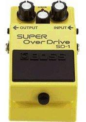 Boss SD-1 Super Over Drive
