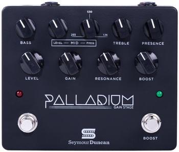 Seymour Duncan Palladium black