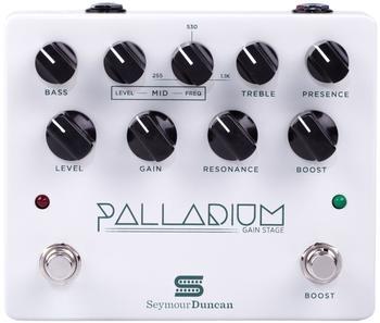Seymour Duncan Palladium white