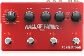 TC Electronic Hall of Fame2 X4
