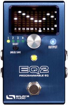 Source Audio SA270 EQ2 Programmable EQ