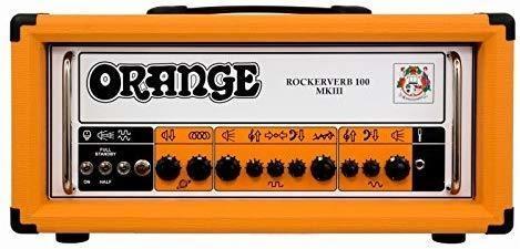 Orange Rockerverb 100 Head MKIII