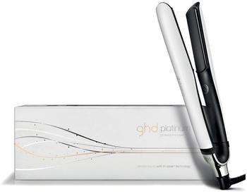 ghd Platinum Styler White