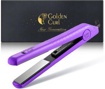 Golden Curl Glätteisen Gl806 lila
