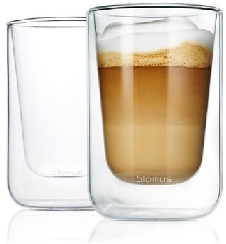 Blomus Cappuccino Gläser Nero 2er Set