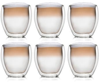 Creano Thermoglas 400 ml 6er set