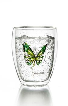 Creano Thermoglas Colourfly grün 250ml