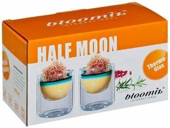 bloomix Catering-Gläser, 4er Set, »Half Moon Medium«