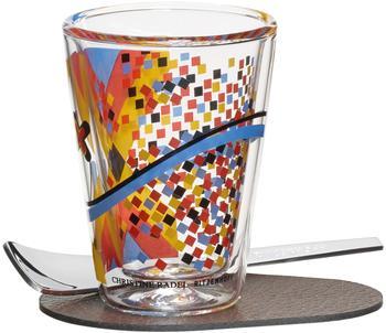 Ritzenhoff A Cuppa Day Design Espressoglas Christine Radel 2017
