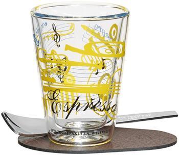 Ritzenhoff A Cuppa Day Design Espressoglas Hyazinth Pakulla Musica 2017