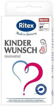 Ritex Kinderwunsch Gleitmittel Gel (8 x 4ml)