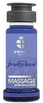 Swede Fruity Love Massage Blaubeere/Cassis (50 ml)