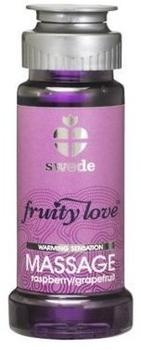 Swede Fruity Love Massage Himbeer/Grapefruit (50 ml)