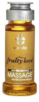 Swede Fruity Love Massage Vanille/Zimt (50 ml)