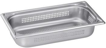 Blanco GN-Behälter 1/3 - 65 mm - ES gelocht