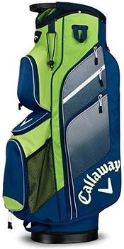 callaway-chev-org-cart-bag-navy-green-silver