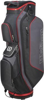 Wilson Pro Staff Classic II Cartbag black/grey