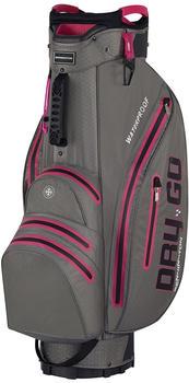 Bennington Dry 14+1 GO Cartbag (DRYGO) grey/pink