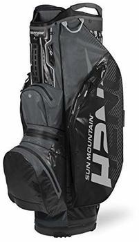 Sun Mountain H2NO Lite Cartbag black/gunmetal
