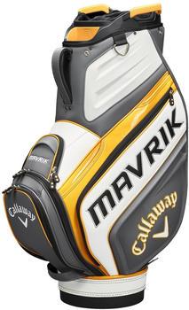 Callaway Mavrik Staff Bag charcoal/white/orange