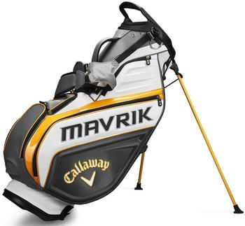 callaway-mavrik-stand-bag-charcoal-white-orange