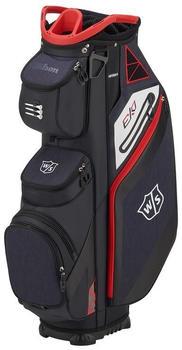Wilson Exo Cart Bag (WGB5605) black/black/red