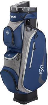 Wilson iLock III Cart Bag (WGB4330) navy/grey/grey