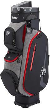 Wilson iLock III Cart Bag (WGB4330) black/red/grey