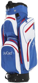 JuCad Bag Junior (JSL) blue/white/red