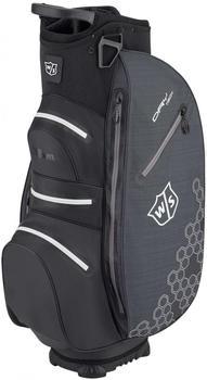 Wilson Staff Dry Tech II Cart Bag (WGB4908) black