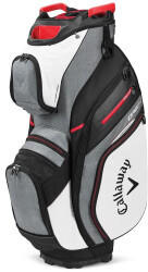 Callaway Org 14 Cartbag white/charcoal/black/red