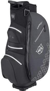 Wilson Staff Dry Tech II Cart Bag (WGB4908) black/grey
