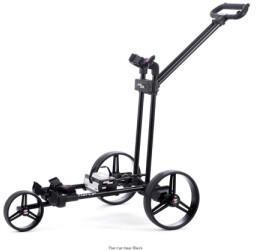 KB-Golf Flat Cat Gear II Elektrotrolley 27 Loch (6.6 Ah) black