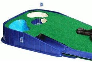 PGA Tour Indoor and Outdoor Putting Matte