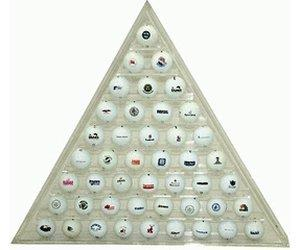Longridge Pyramid Perspex Ball Display